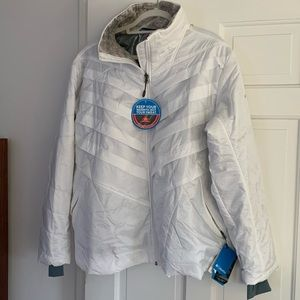 Columbia Omni-Heat Winter Jacket